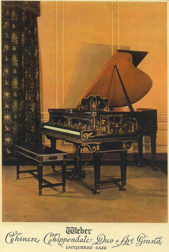 File Weber Piano Chinese Chippendale Duo Art Grand With