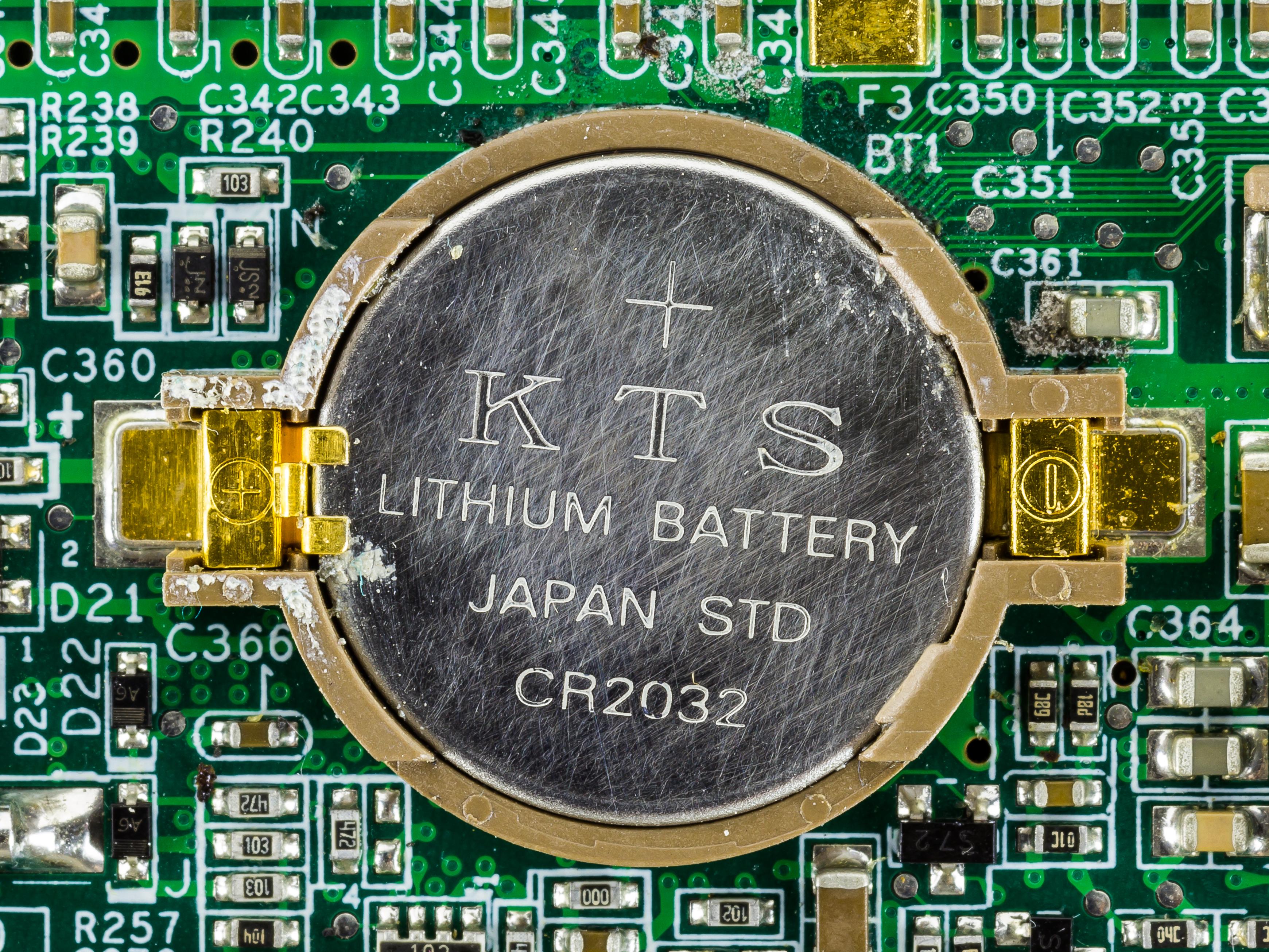 Backup battery - Wikipedia