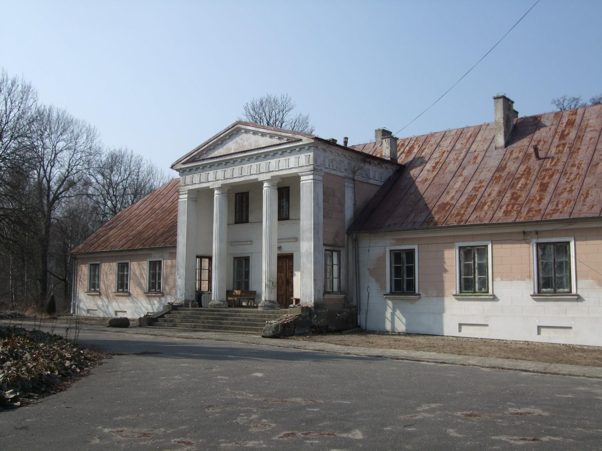 File Zachert S Manor House Nakielnica Aleksandrow Lodzki