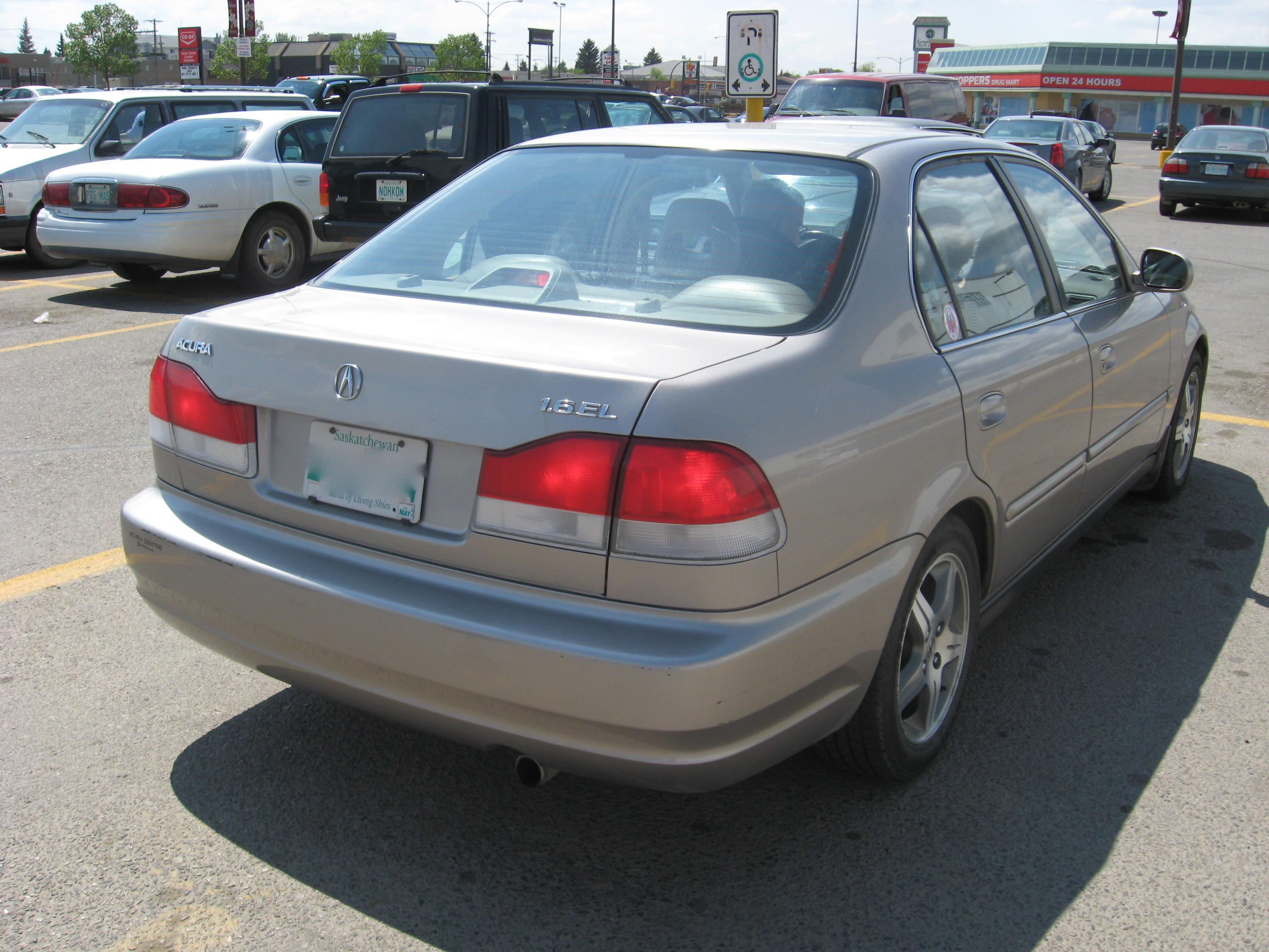 Mugen RR Tailights HondaTech Honda Forum Discussion - Acura el trunk