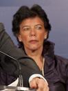 File:(Isabel Celaá) Comparecencia del Gobierno Vasco tras celebrar su Consejo de Gobierno en el Palacio Artaza de Lejona-Leioa (4 de mayo de 2010) - 2 (cropped).jpg