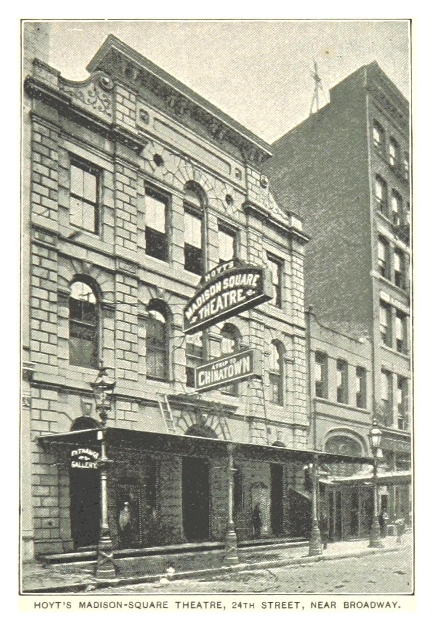 Madison Square Theatre - Wikipedia