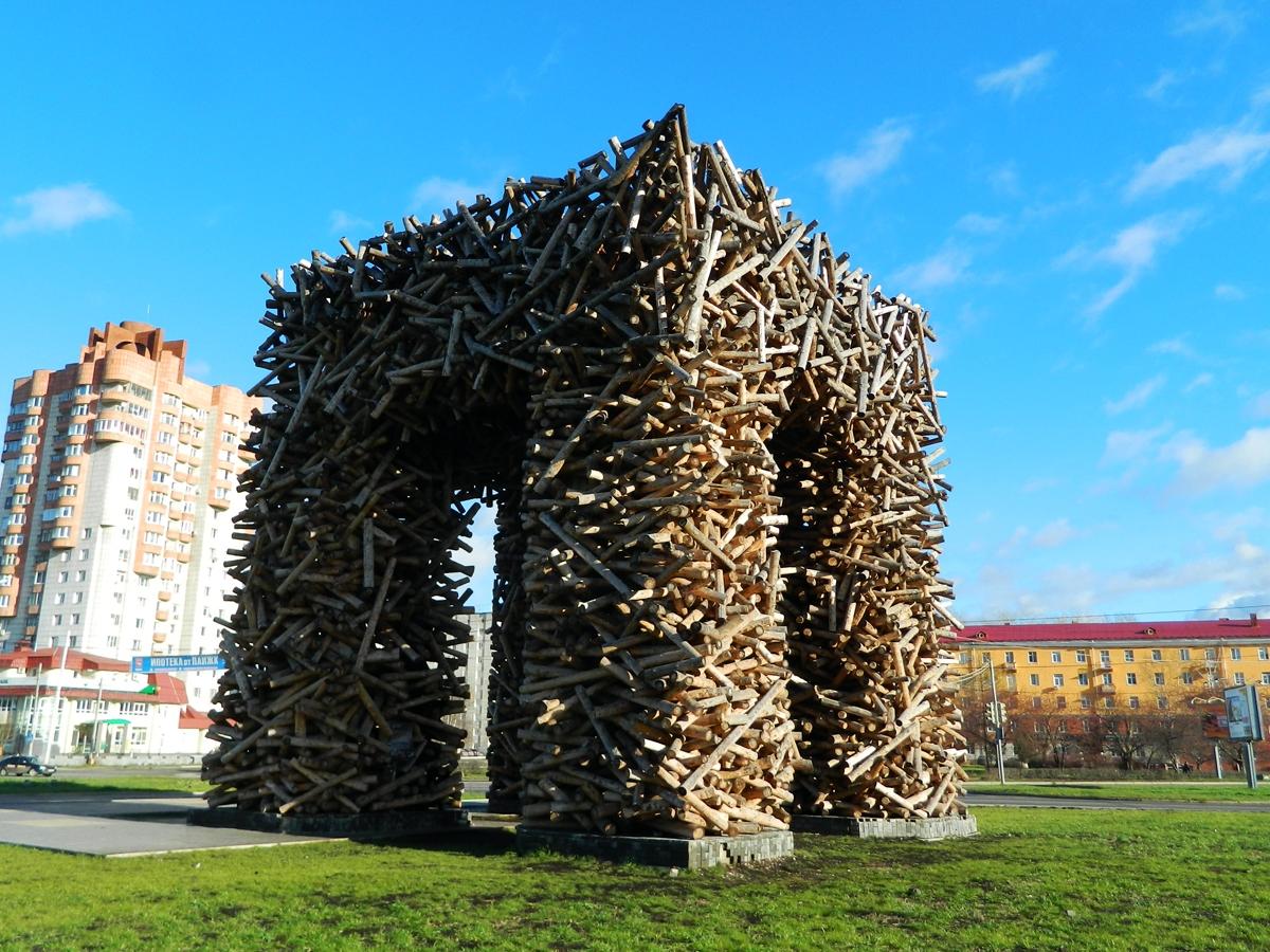 Пермские ворота Википедия