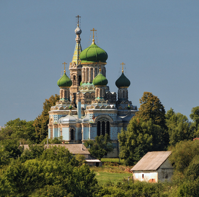Russian Nastoyatel Constitute Parish Russian