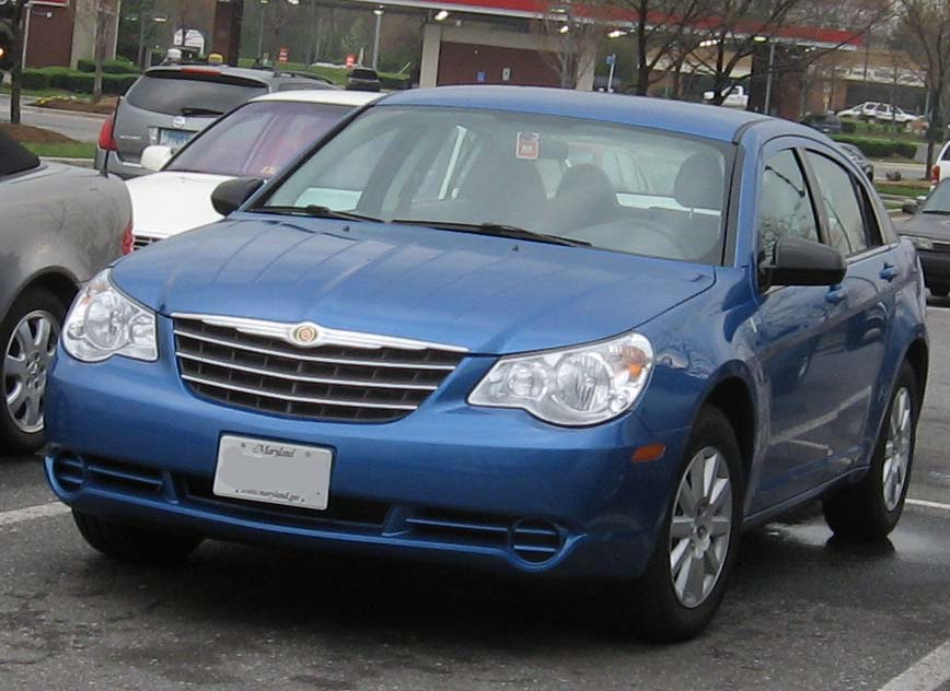Chrysler Sebring on 2010 Chrysler Sebring
