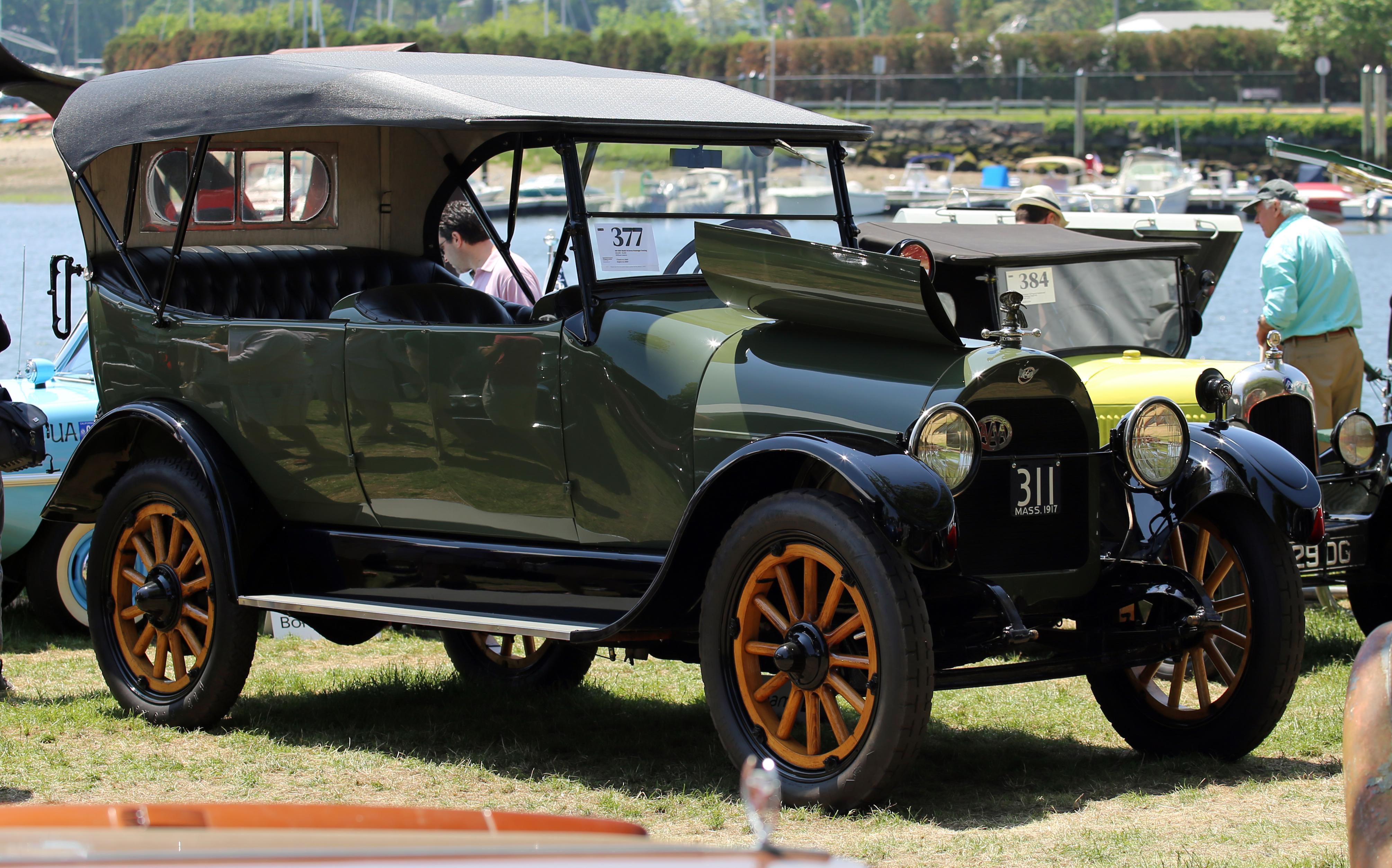File 1917 Reo Model M 7 Passenger Touring Jpg Wikimedia Commons