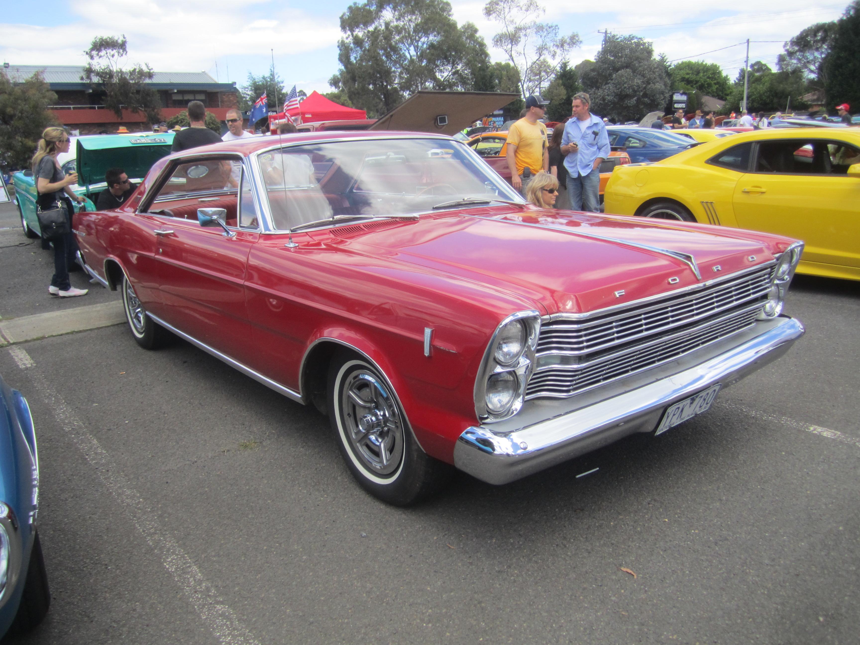 Description 1966 Ford ...