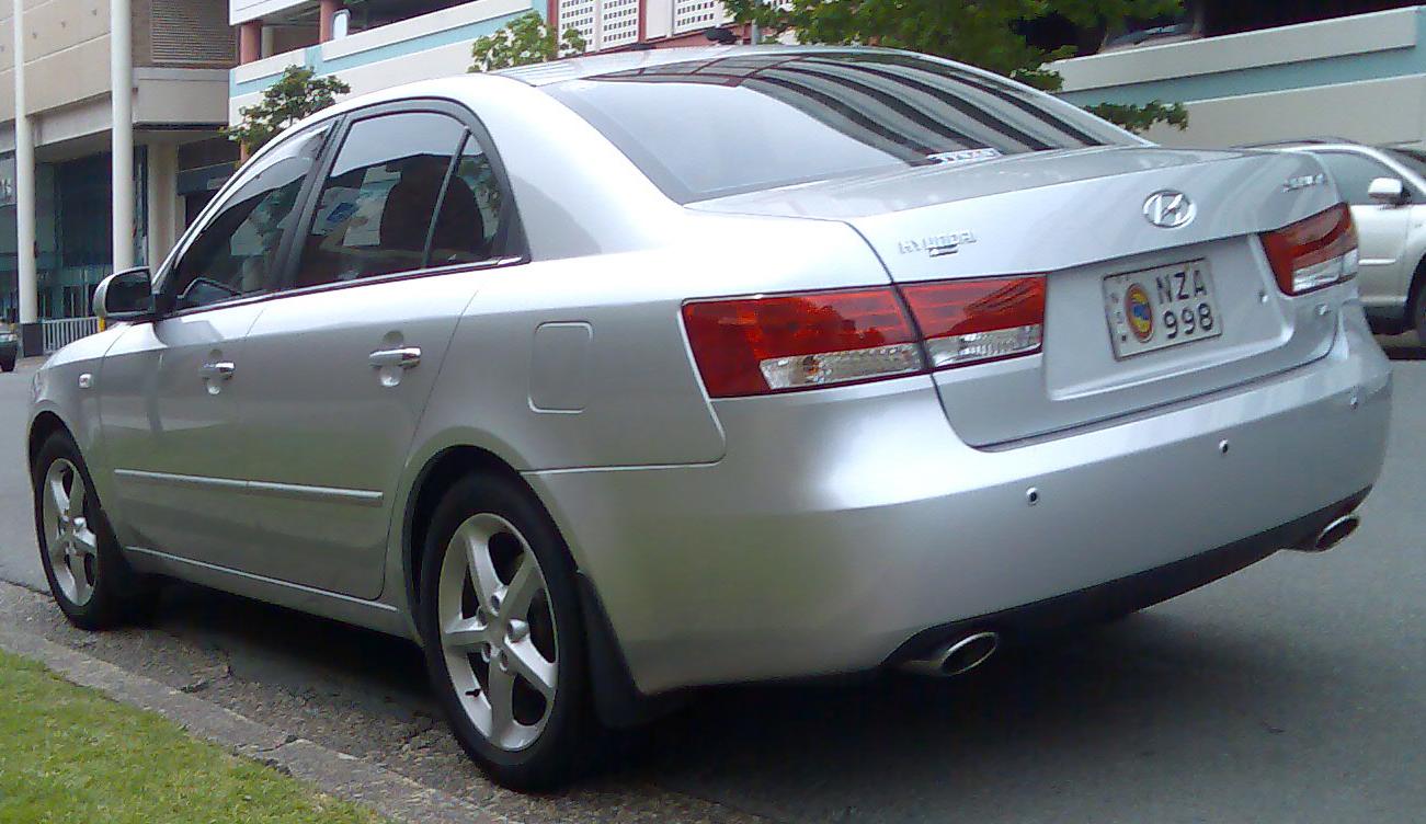 File 2005 2008 Hyundai Sonata Nf Elite Sedan 01 Jpg From Wikipedia