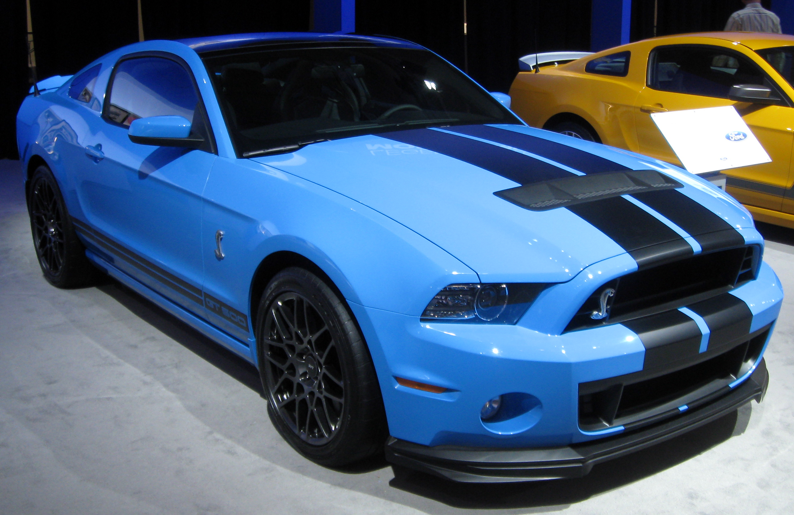file 2013 ford mustang gt500 2012 dc jpg wikimedia commons. Black Bedroom Furniture Sets. Home Design Ideas