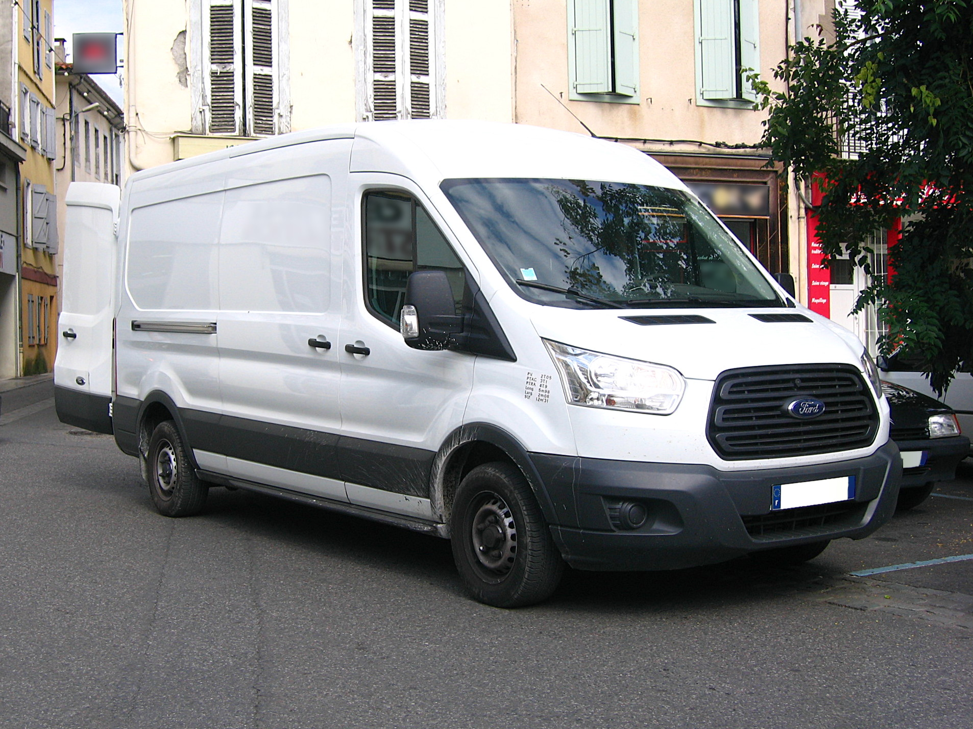 file 2014 ford transit fr jpg wikimedia commons. Black Bedroom Furniture Sets. Home Design Ideas