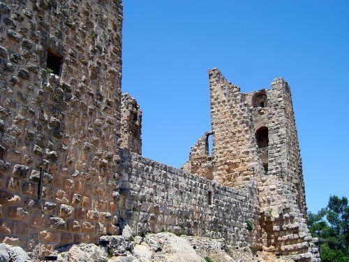 جوله سياحيه عن قلعة عجلون بالأردن
