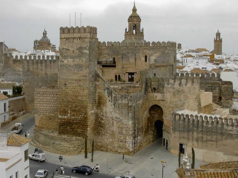 Historia de carmona wikipedia la enciclopedia libre for Puerta de sevilla carmona