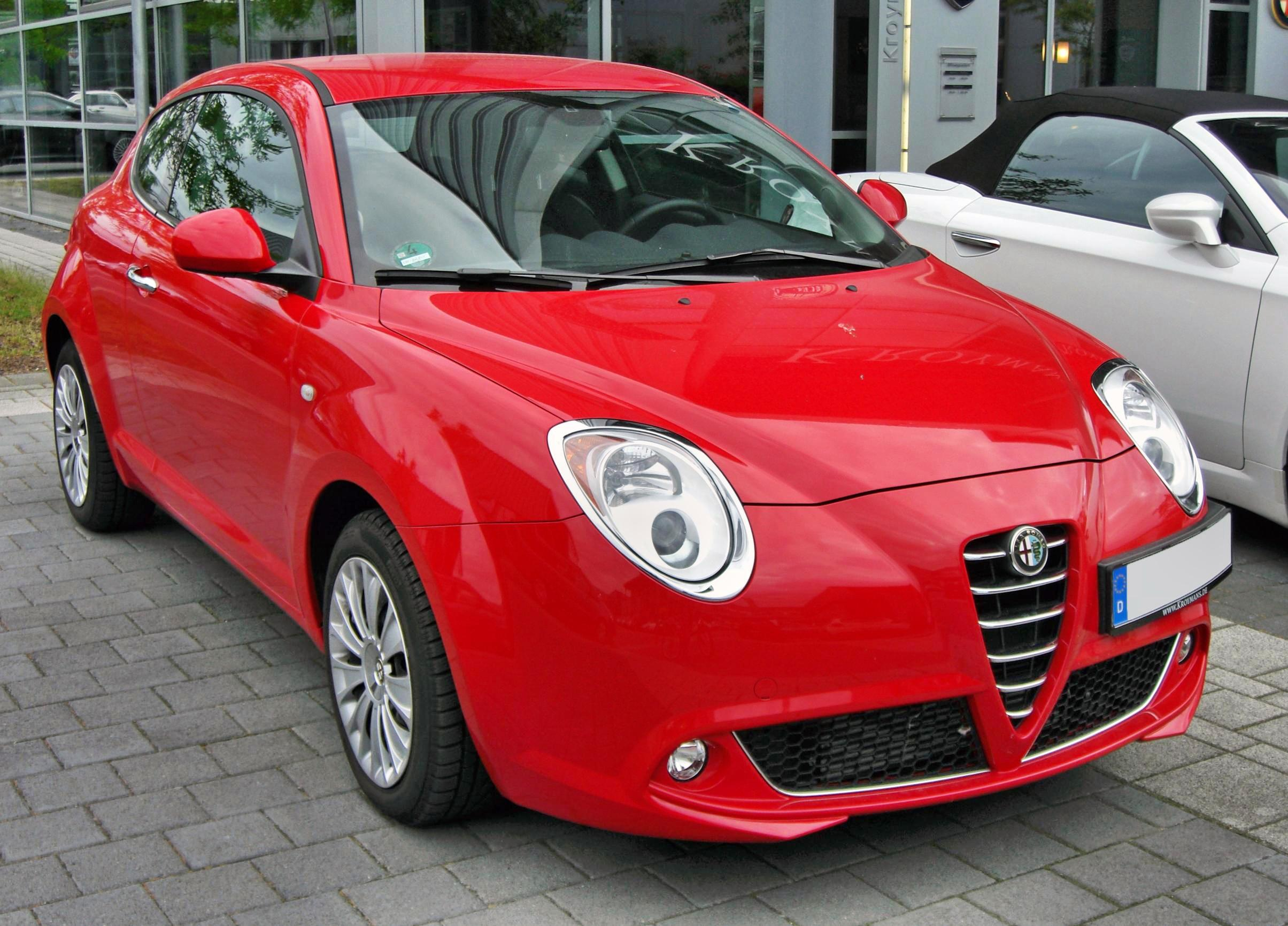 file alfa romeo mito 20090603 front jpg wikipedia. Black Bedroom Furniture Sets. Home Design Ideas