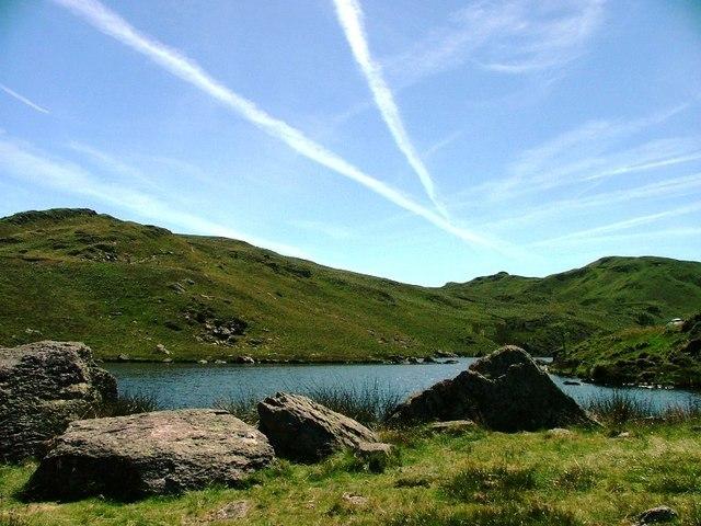 Angle Tarn - geograph.org.uk - 217619