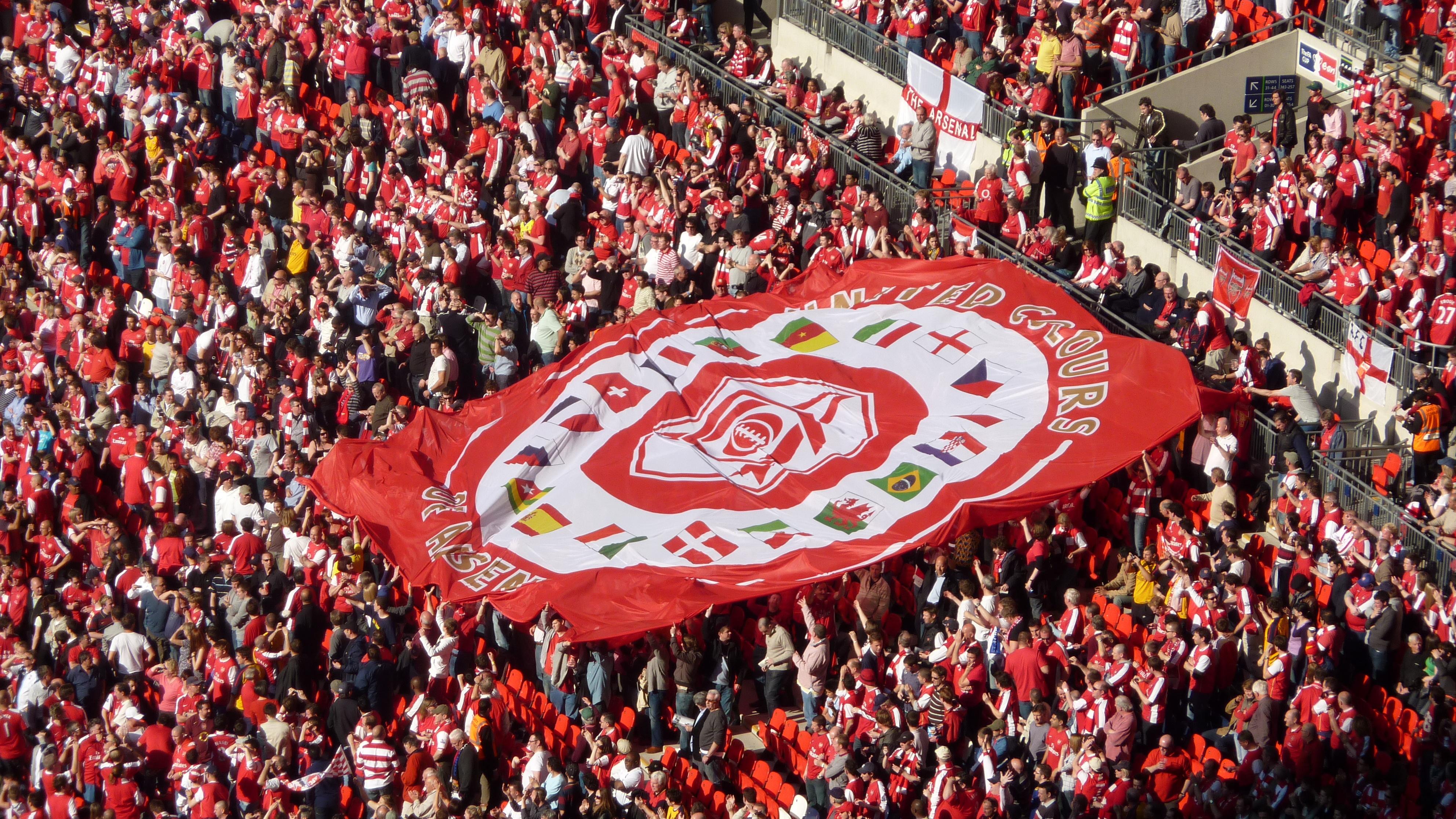 Arsenal Wikipedia: File:Arsenal Flag.jpg