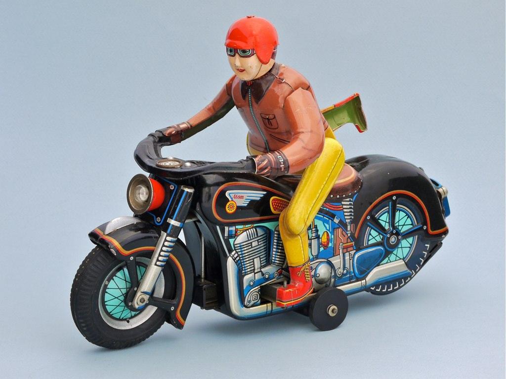 modern toys