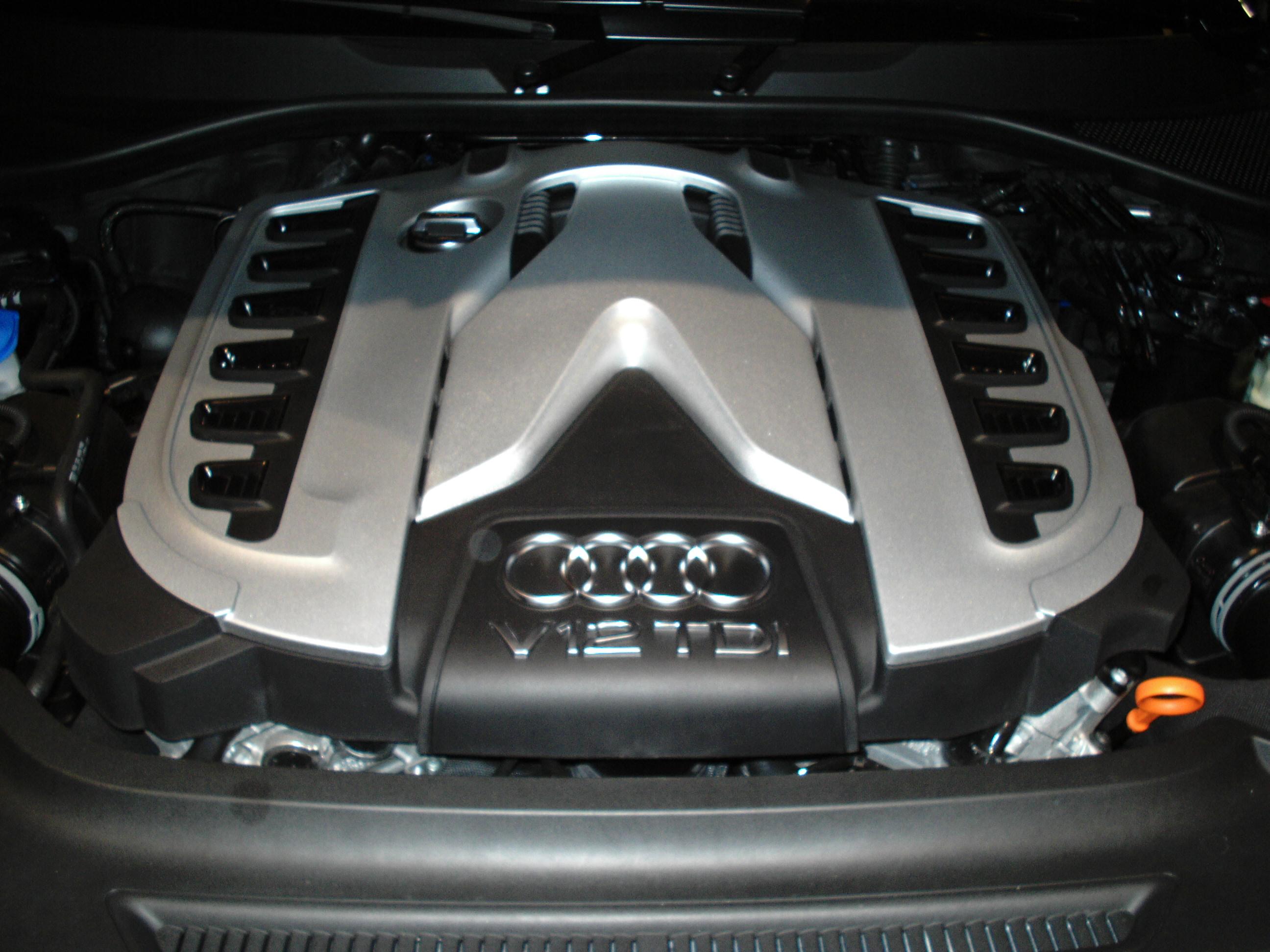 Kelebihan Audi V12 Tdi Top Model Tahun Ini
