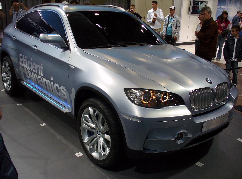 Bmw X6 Active Hybrid - Auto Express