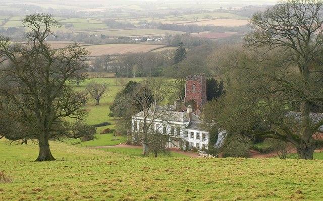Bagborough House - geograph.org.uk - 1141250