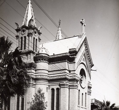File:Baghdad Latin Church.jpg