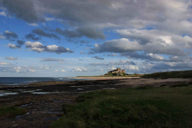 Bamburgh Castle - geograph.org.uk - 1651925