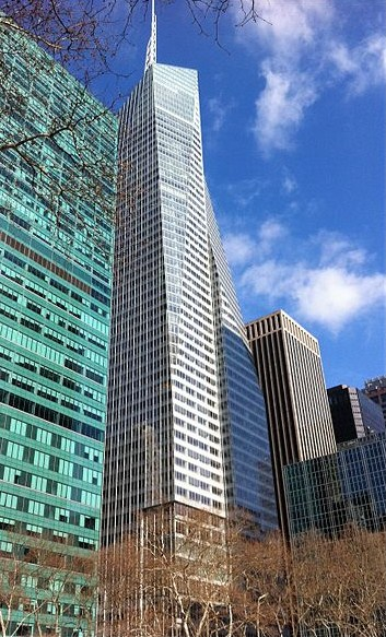 Bank of America Tower, New York City
