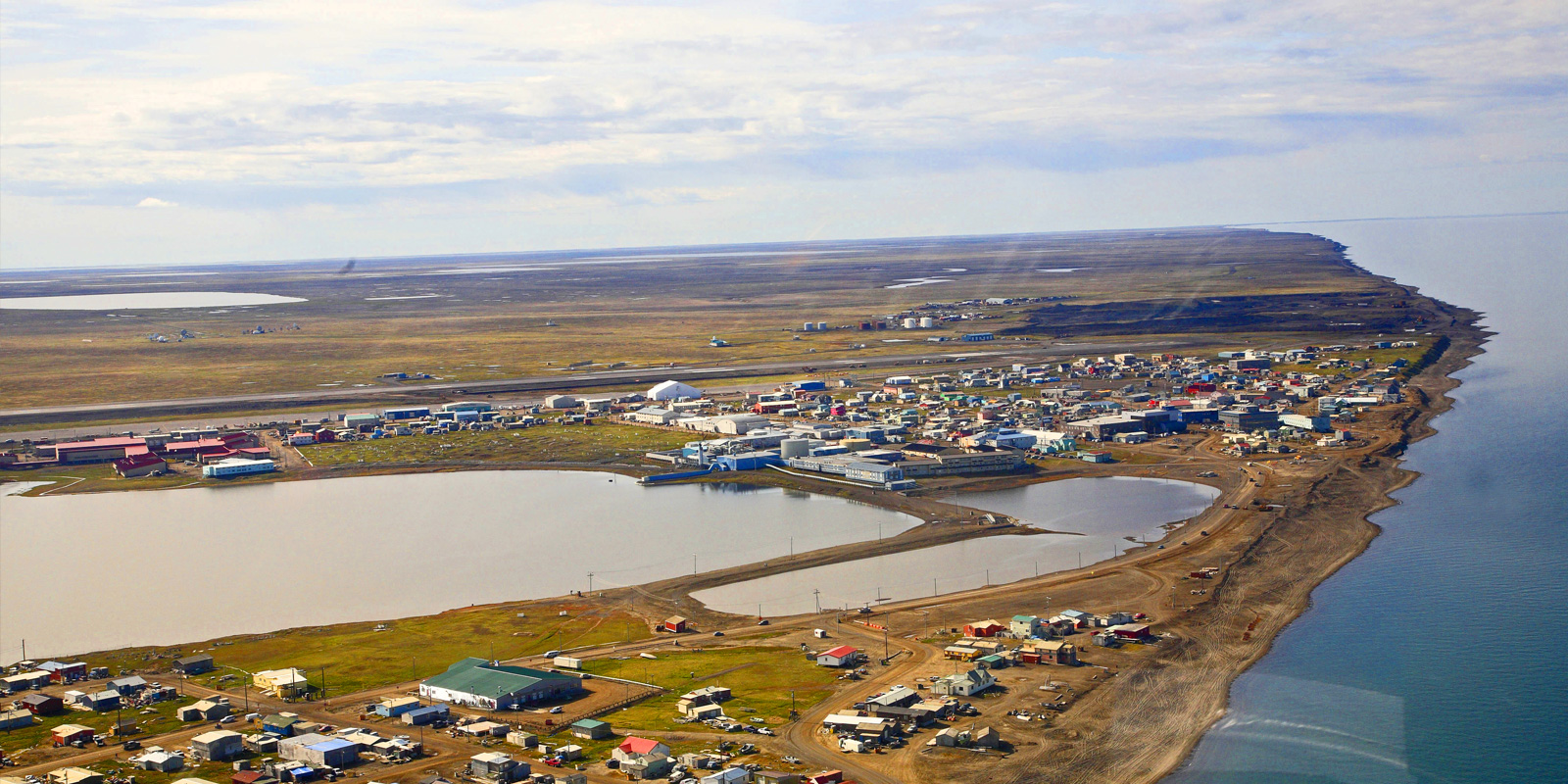 Utqiagvik, ciudad de Alaska que no verá la luz por 2 meses.