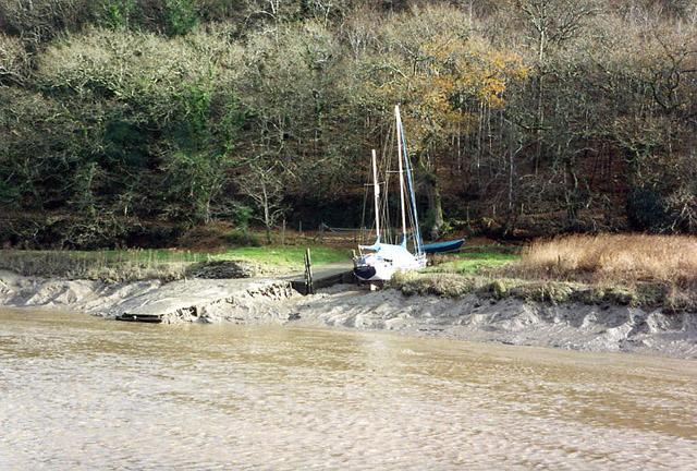 Bere Ferrers, River Tamar - geograph.org.uk - 66512