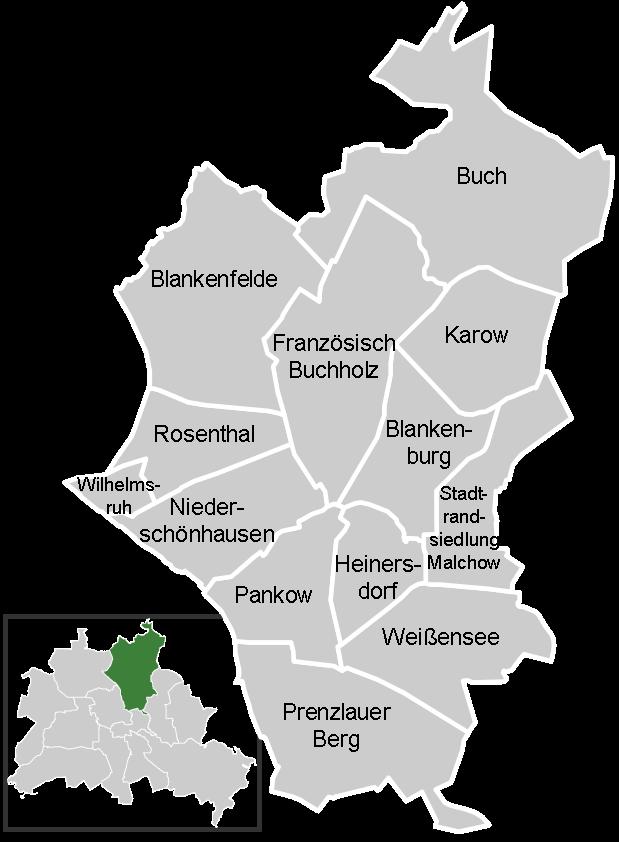 Berlin Pankow Bezirk Reisef Hrer Auf Wikivoyage