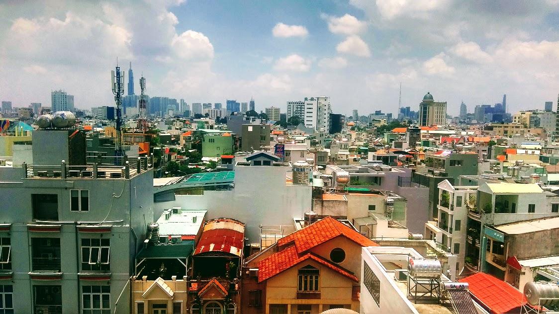 Một góc Quận Bình Thạnh - Ảnh: Wikipedia
