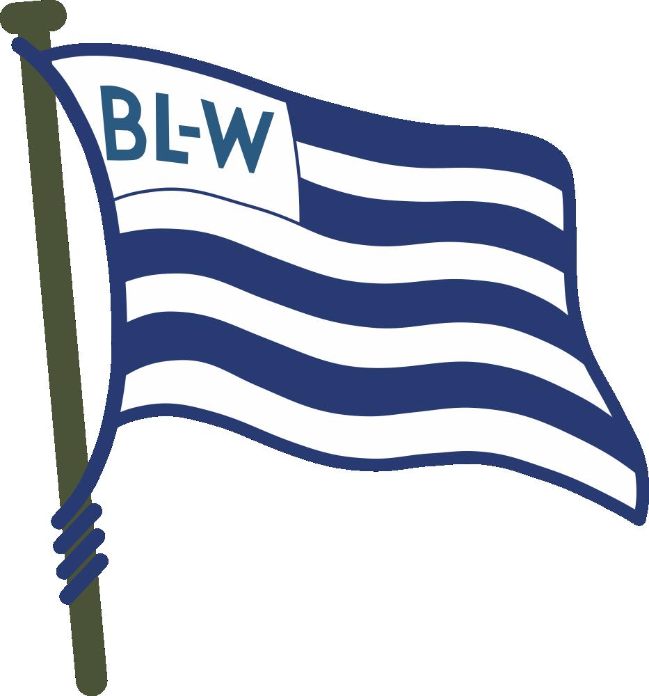 Blau Weiß 90
