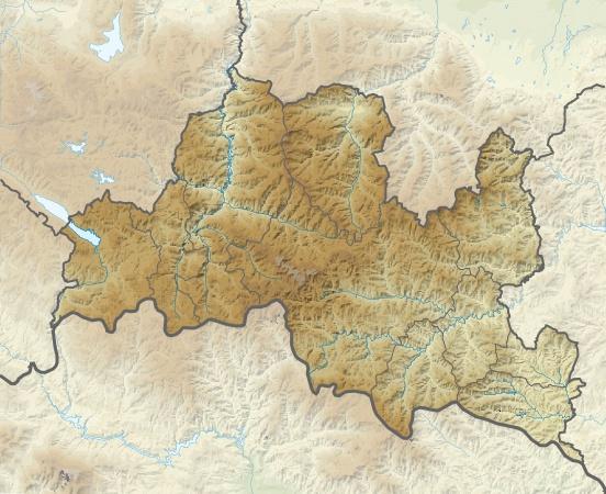 File Bulgaria Smolyan Province Relief Location Map Jpg Wikimedia