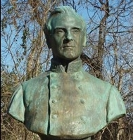 Bust of W. S. Featherston by Edmond Thomas Quinn at Vicksburg National Military Park, 1915 Bust of Brig. Gen. Winfield Scott Featherston.jpg