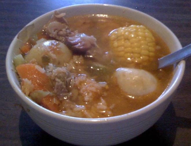 Sopa Mexican Food