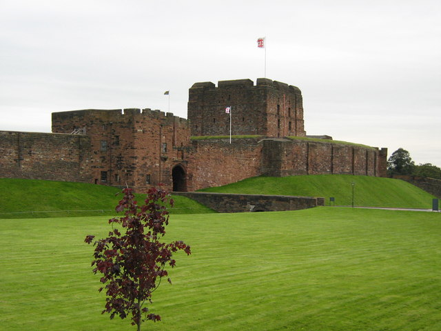 Carlisle castle - geograph.org.uk - 1002217