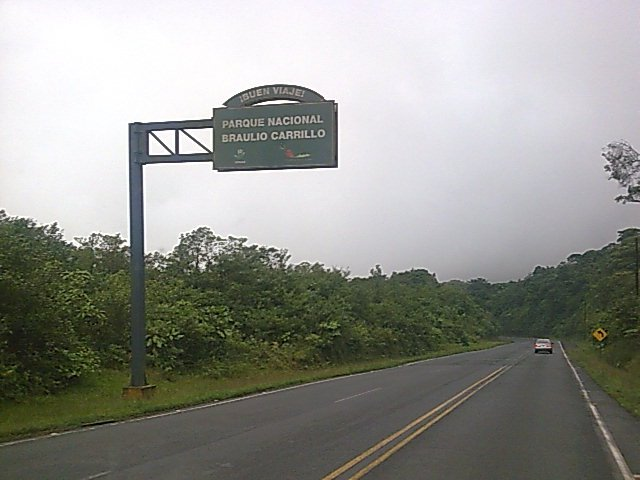 Costa Rican Highway