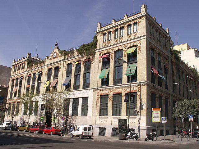 La casa encendida wikipedia la enciclopedia libre - Casa de madrid ...