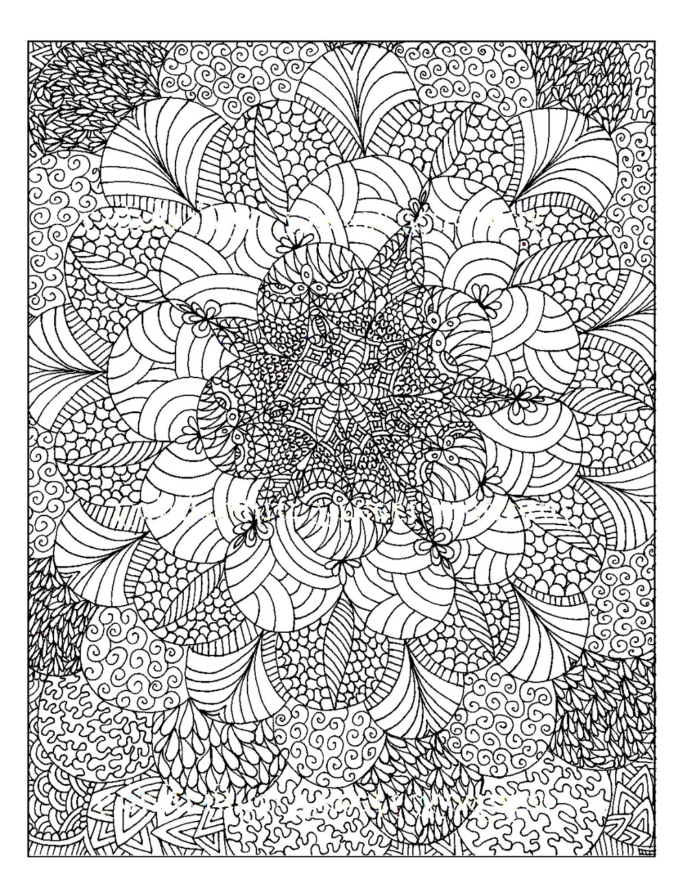 Motivation And Emotion Book 2015 Meditative Colouring And