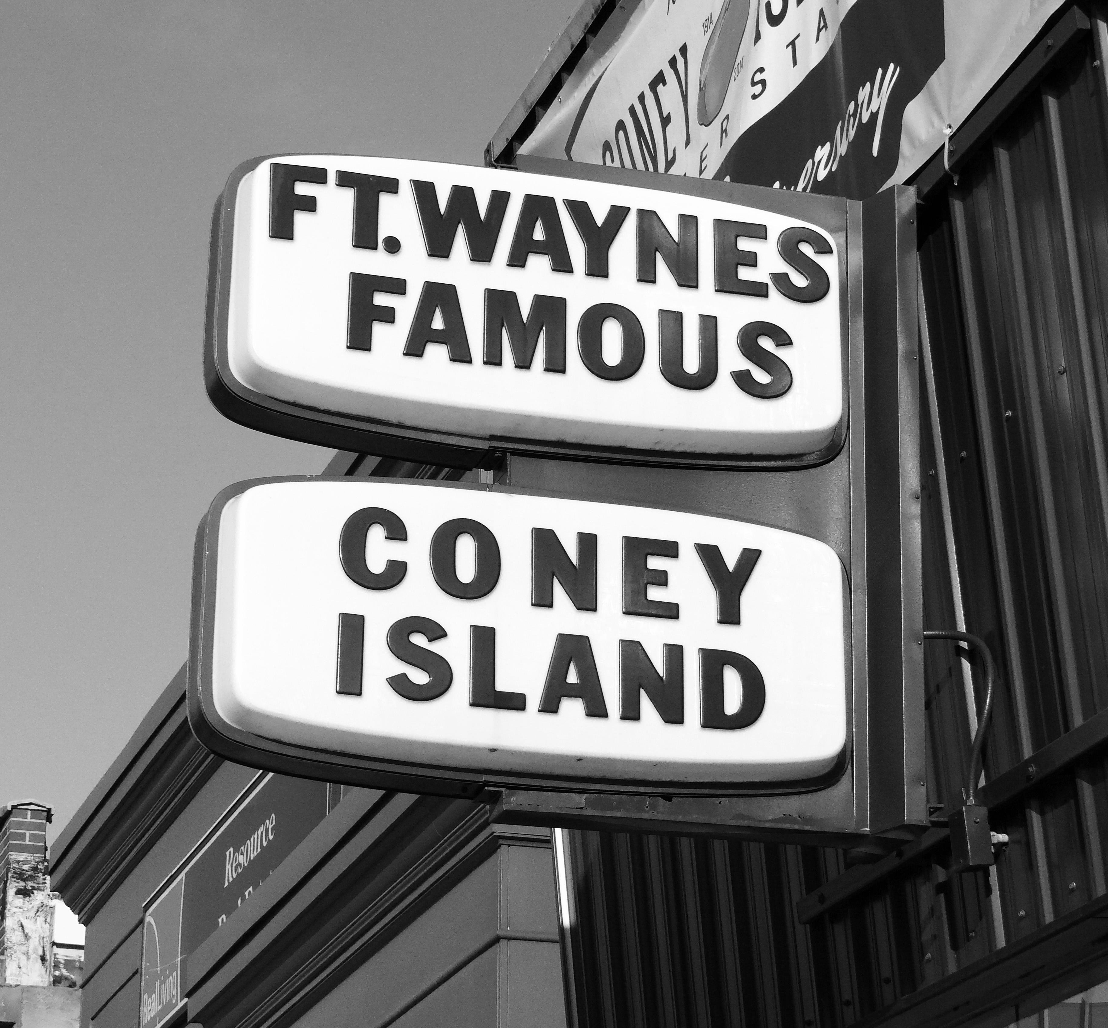 Coney Island In Fort Wayne Indiana