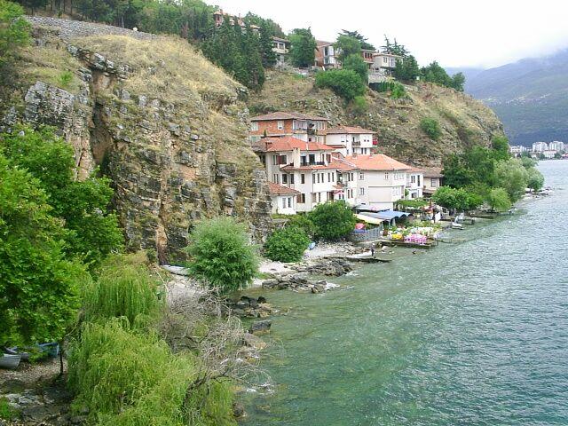 Vé máy bay giá rẻ đi Ohrid Macedonia