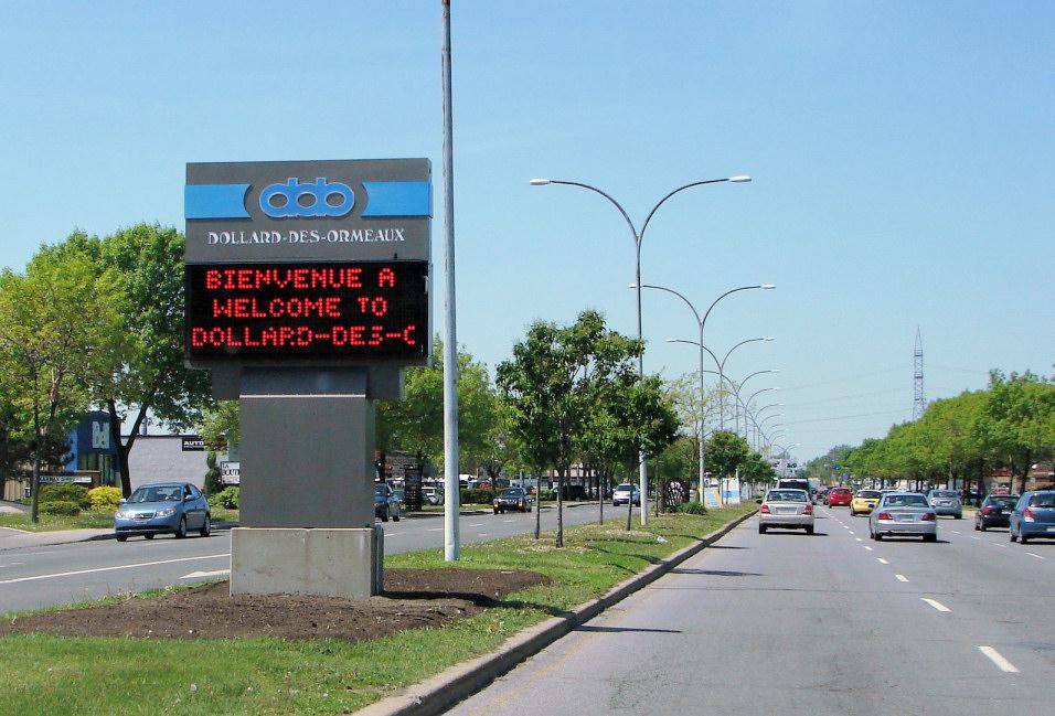Centre Ville De Dollard Des Ormeaux