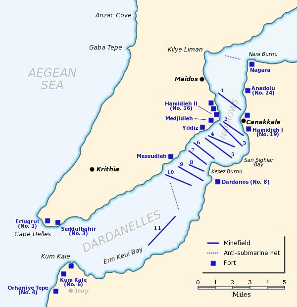 Batalla de Gallípoli Dardanelles_defences_1915