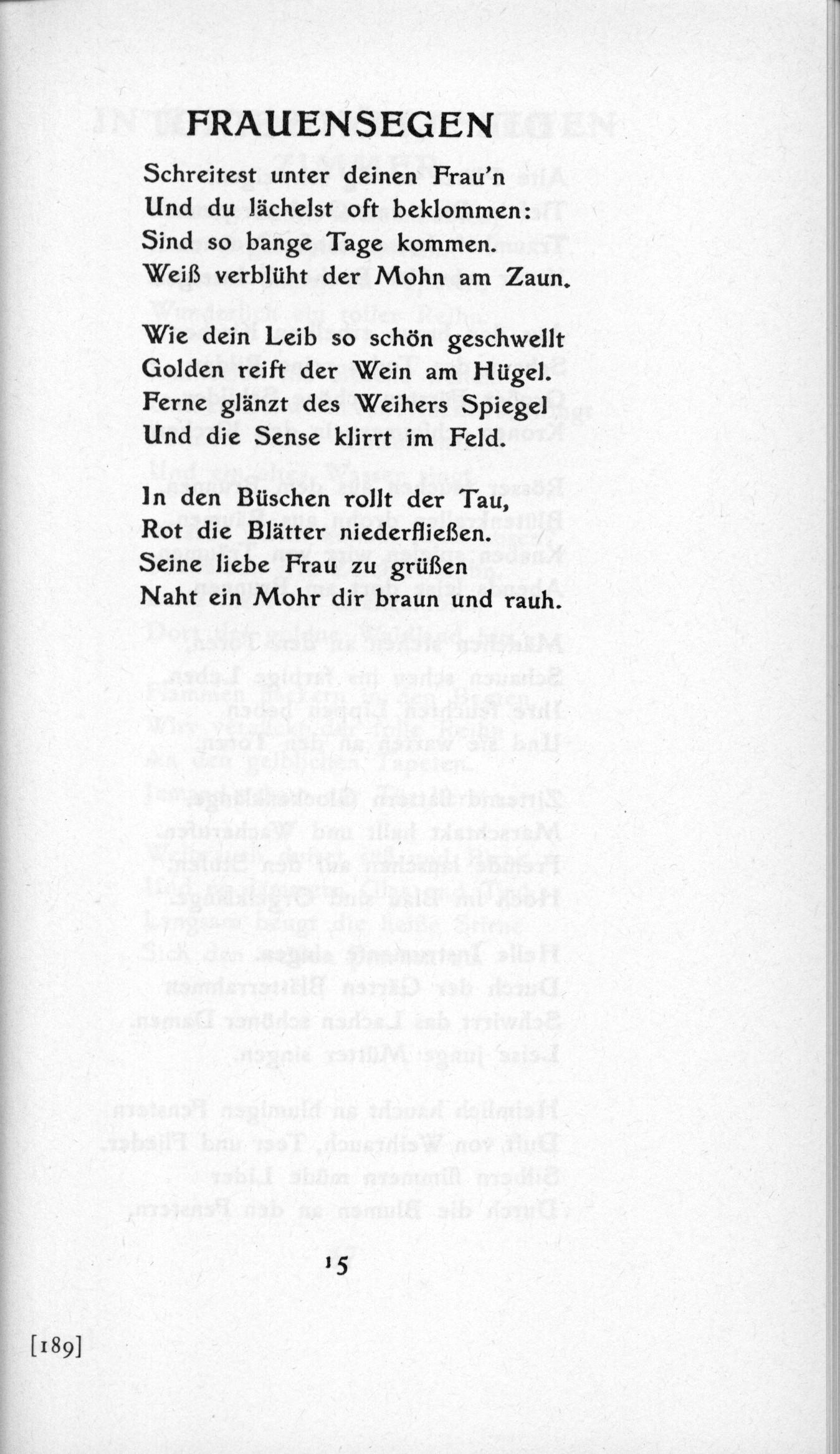 File De Trakl Gedichte 1913 15 Jpg Wikimedia Commons