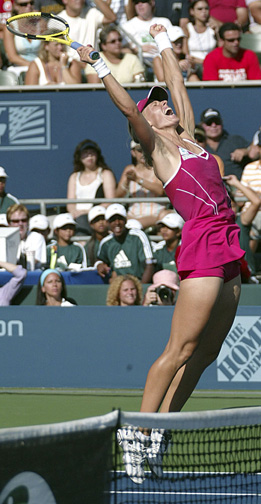 Dementieva, Elena celebration.jpg