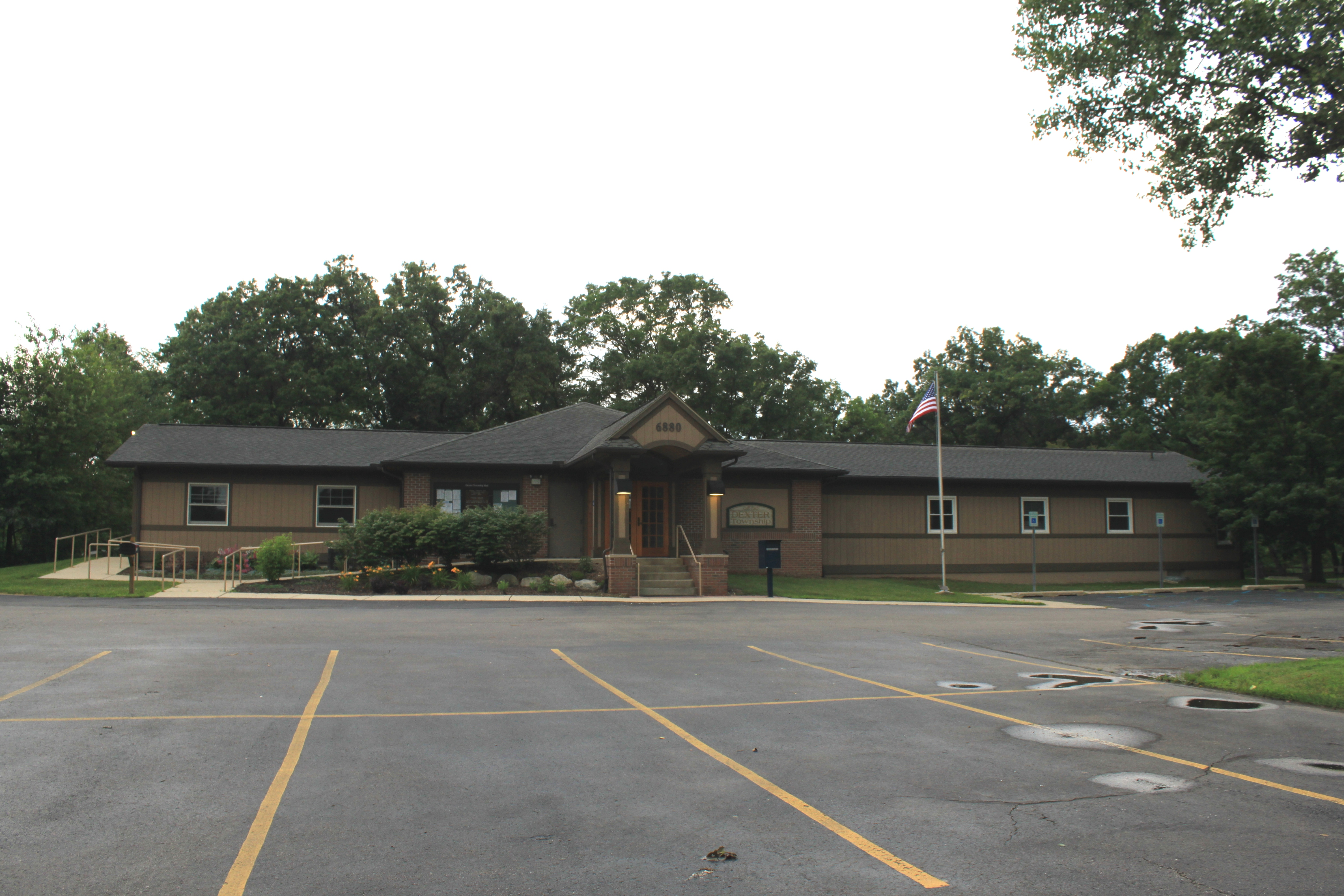 File:Dexter Township Township Hall.JPG - Wikipedia, the free .