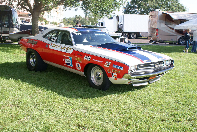 Muscle Car Race Gta