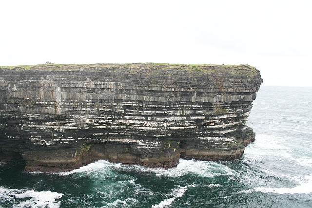 Downpatrick Head - geograph.org.uk - 369263