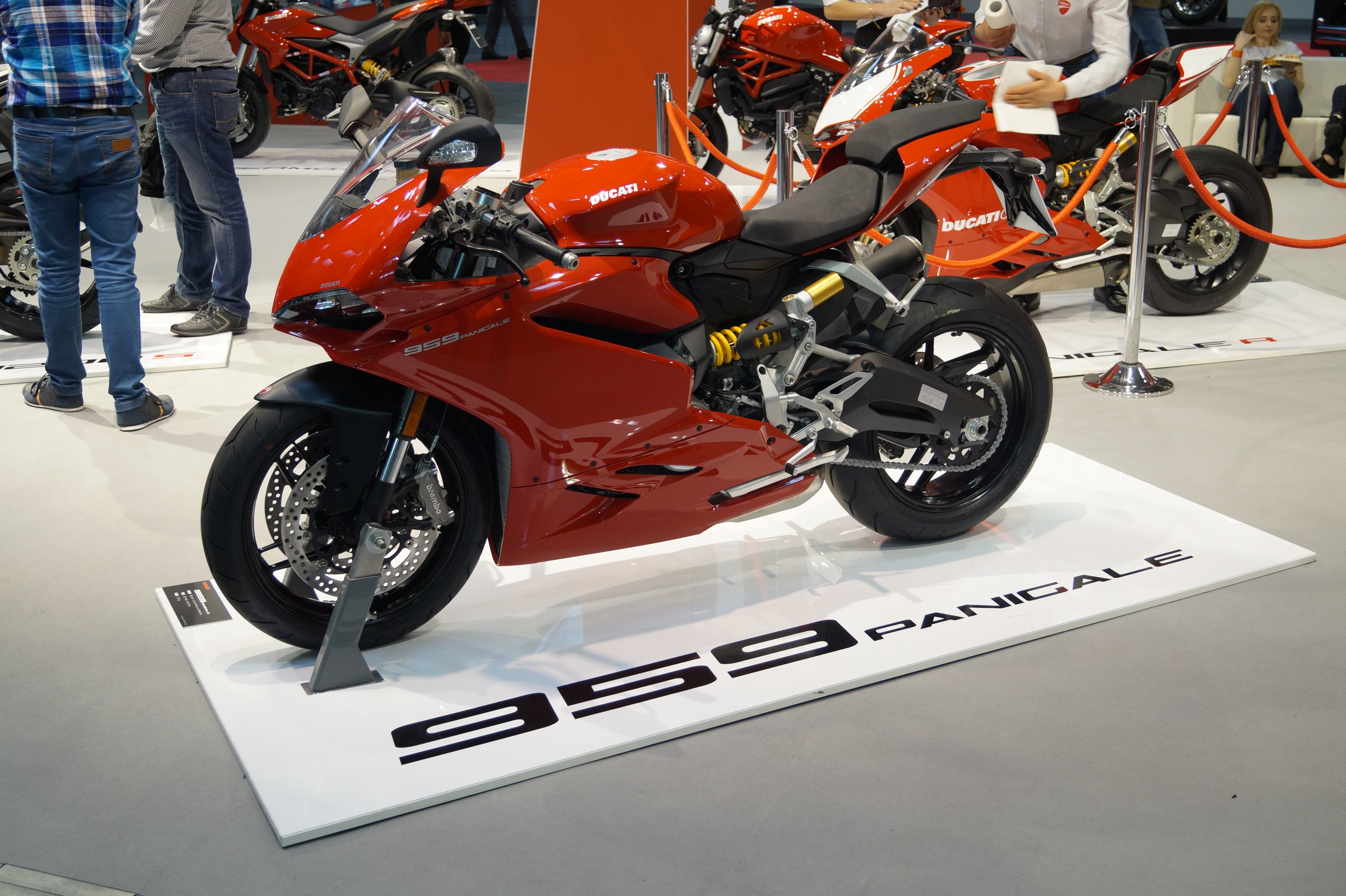 Ducati 959 Wikipedia