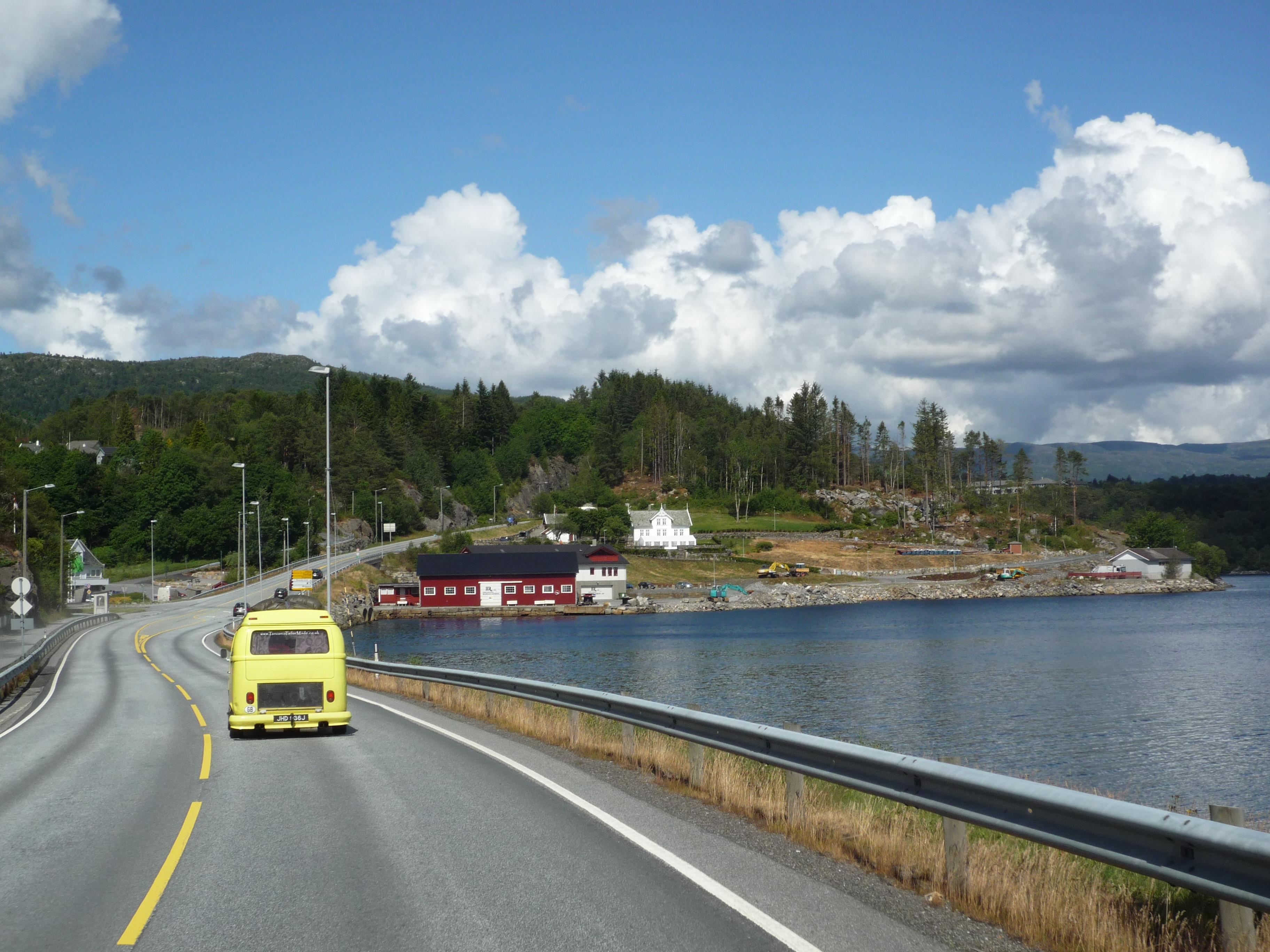 Skjold på Haugalandet