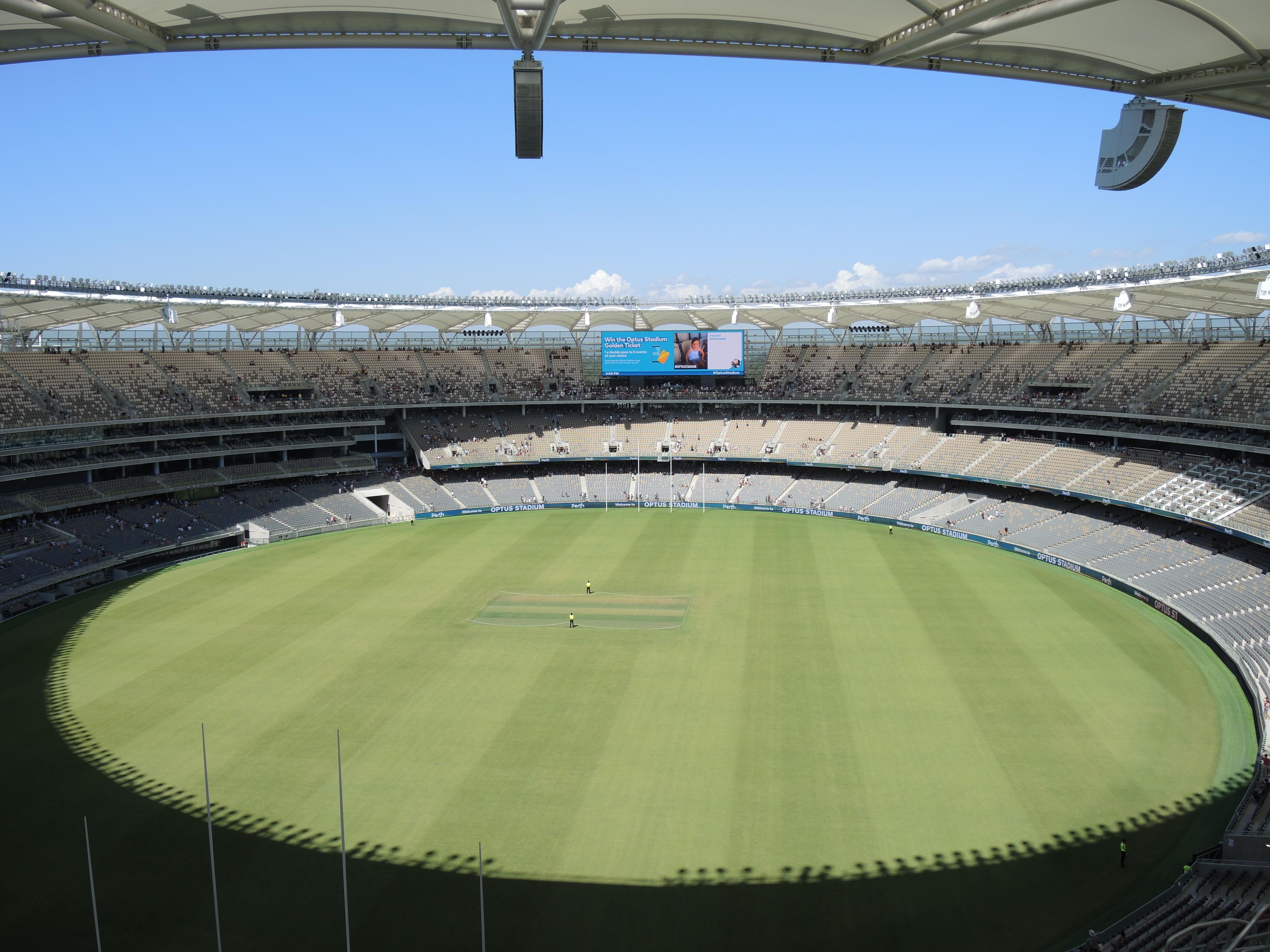 Perth Stadium - Wikipedia